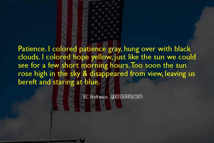 Quotes About Black And Blue #1049633