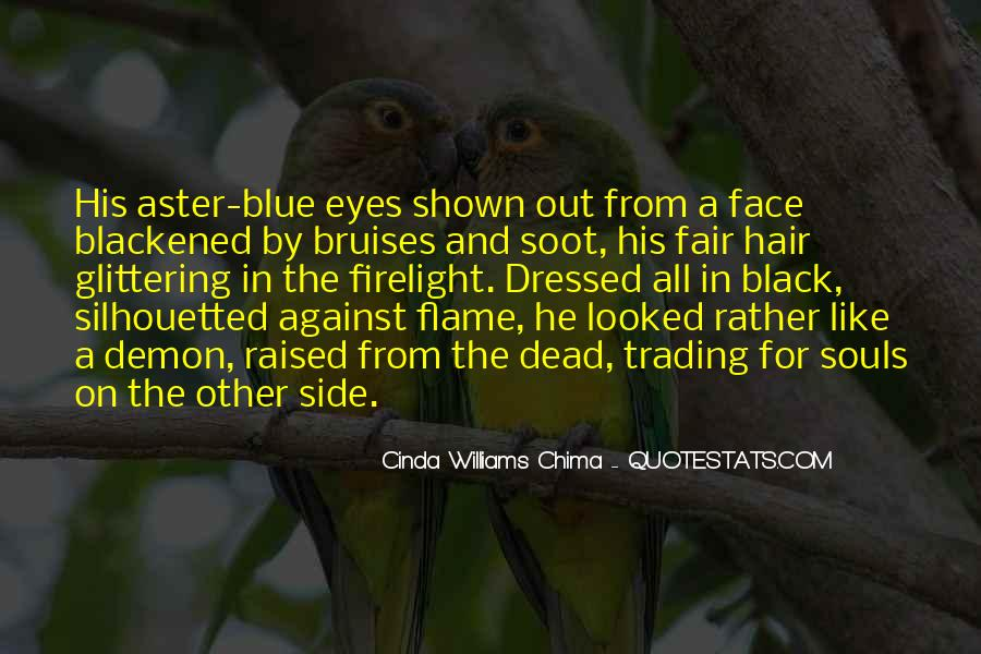 Quotes About Black And Blue #1095883