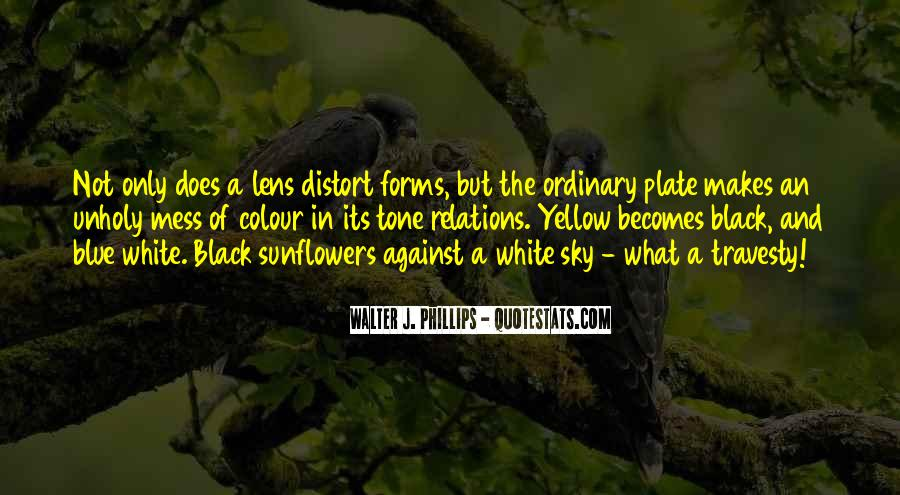 Quotes About Black And Blue #29167