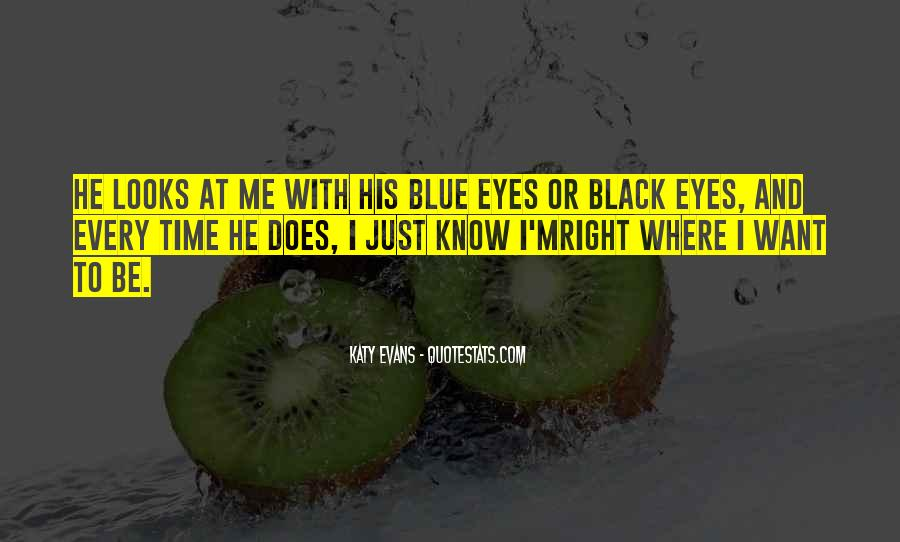 Quotes About Black And Blue #338999
