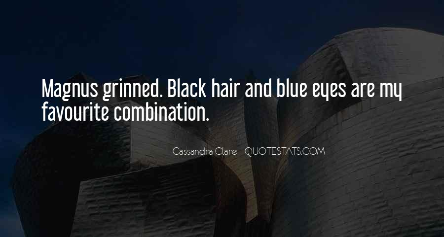 Quotes About Black And Blue #466748