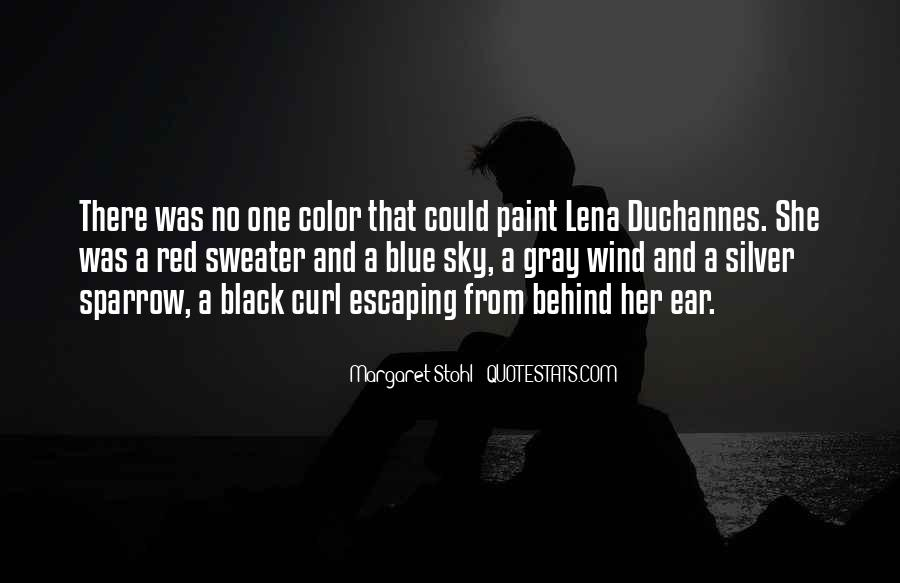 Quotes About Black And Blue #550328