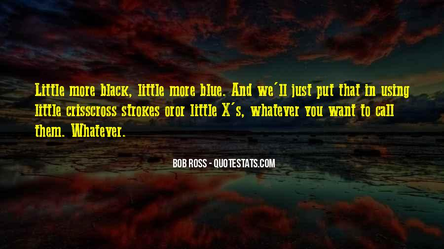 Quotes About Black And Blue #674211