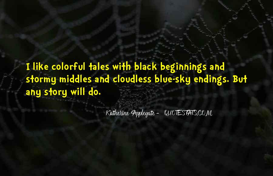 Quotes About Black And Blue #694183