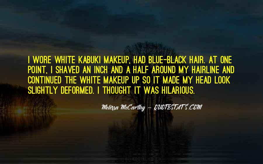 Quotes About Black And Blue #737781