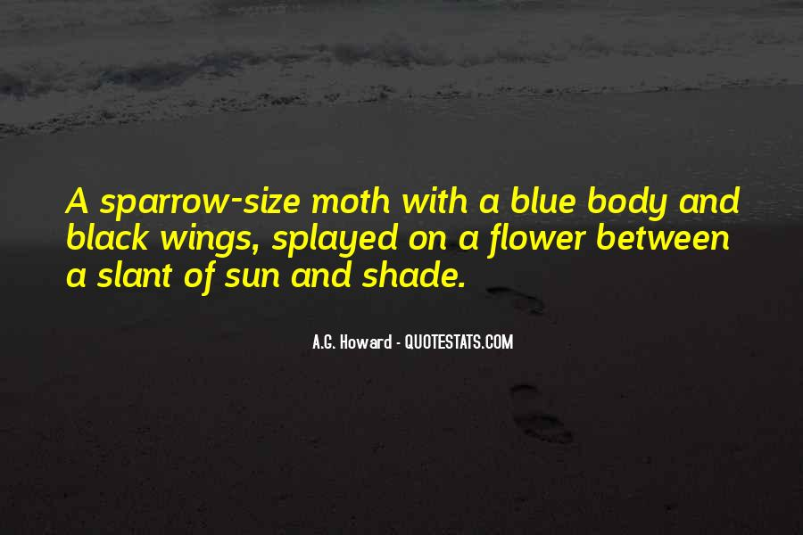 Quotes About Black And Blue #795217