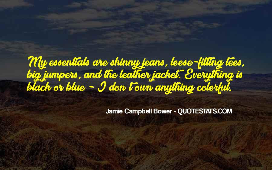 Quotes About Black And Blue #821875