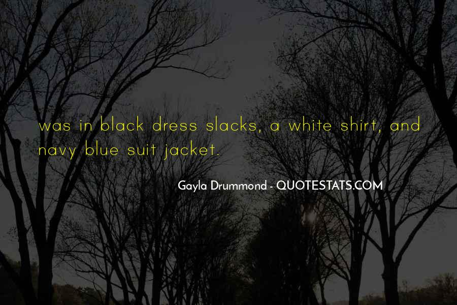 Quotes About Black And Blue #938999