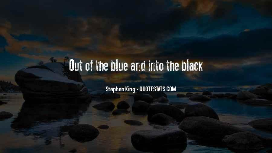 Quotes About Black And Blue #979896