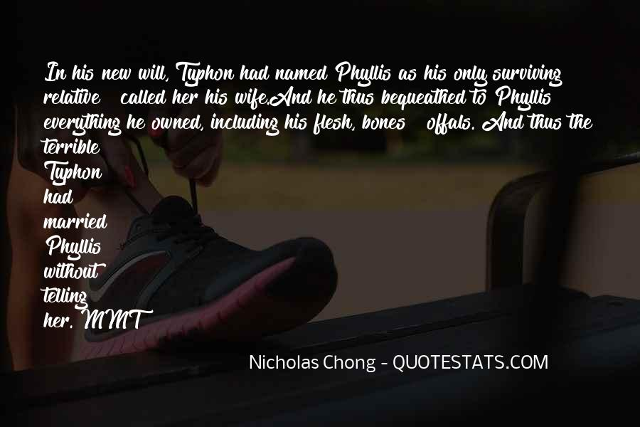 Quotes About Typhon #1299315