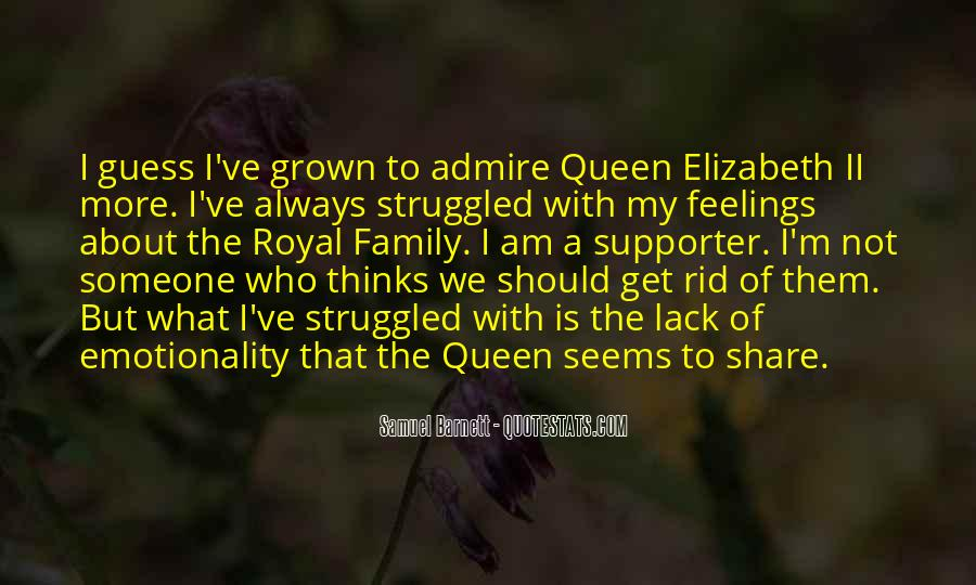 Quotes About Royal Family #1003464