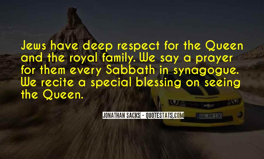 Quotes About Royal Family #1188124