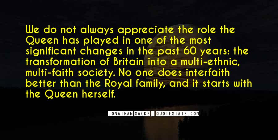 Quotes About Royal Family #1242404