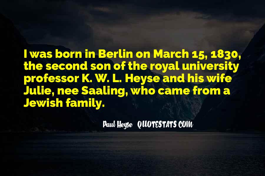Quotes About Royal Family #13466