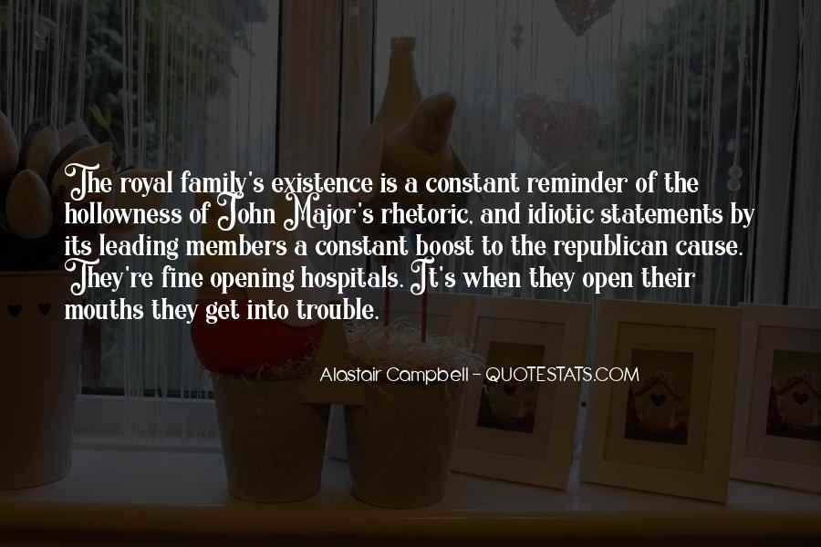 Quotes About Royal Family #1483435