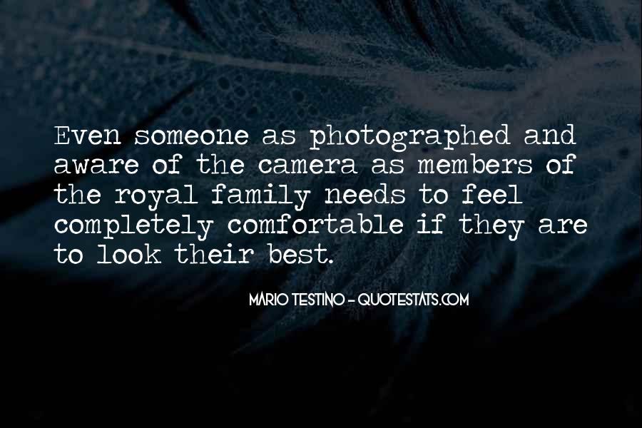 Quotes About Royal Family #1614731