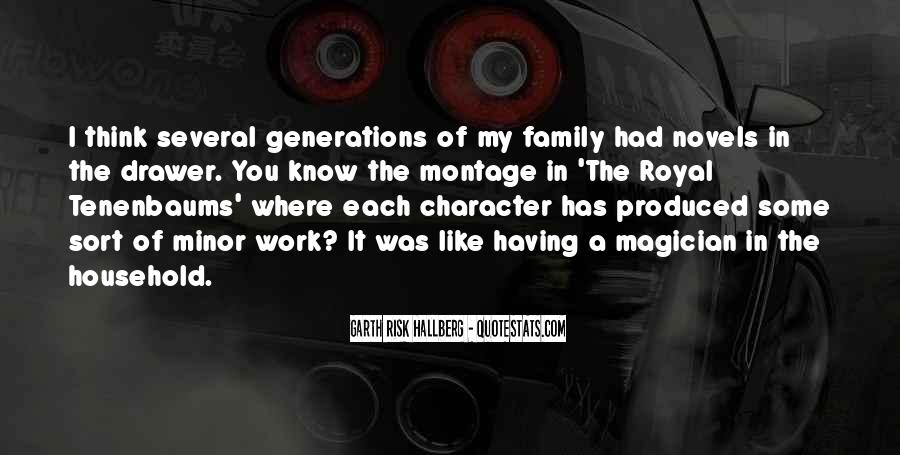Quotes About Royal Family #292375