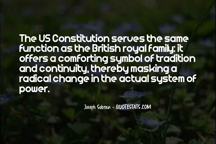 Quotes About Royal Family #98913