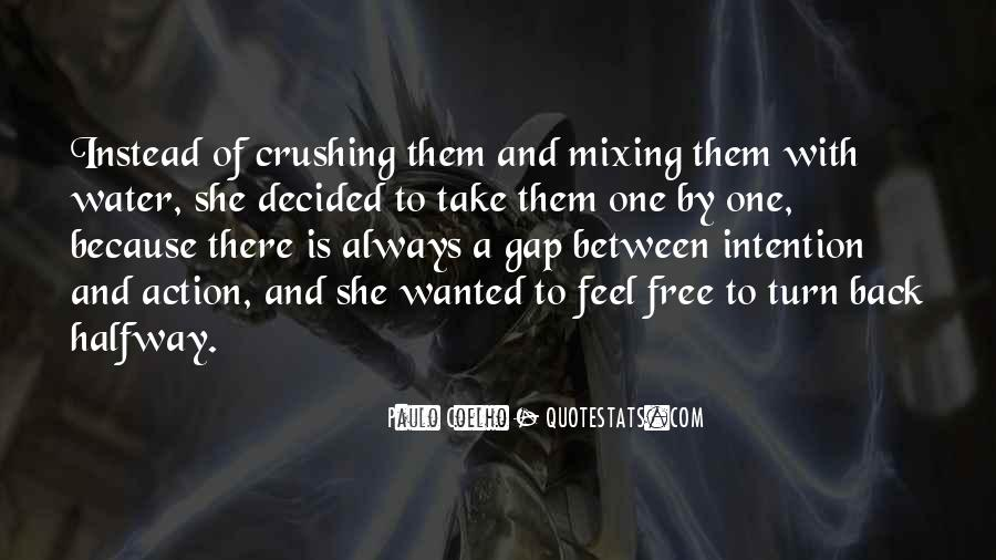 Quotes About Crushing On Someone #109343