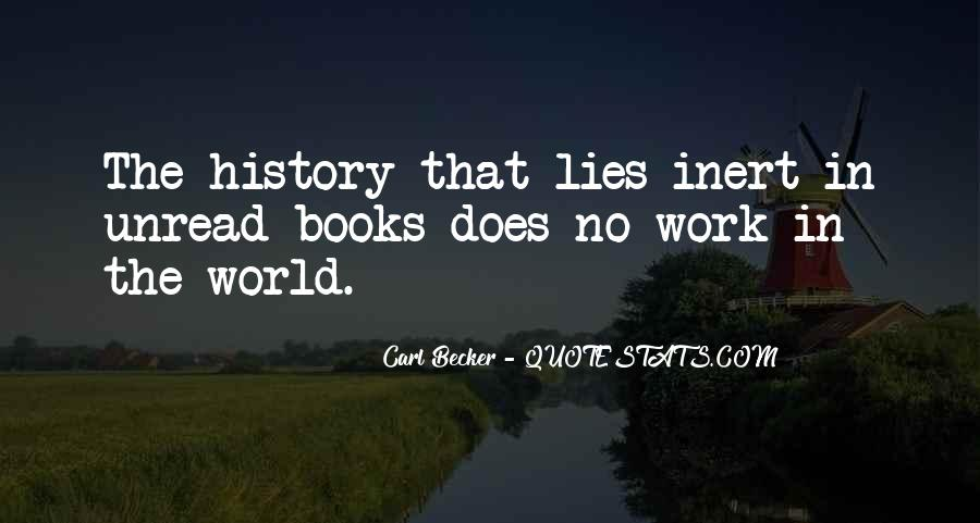 Quotes About World History #1269