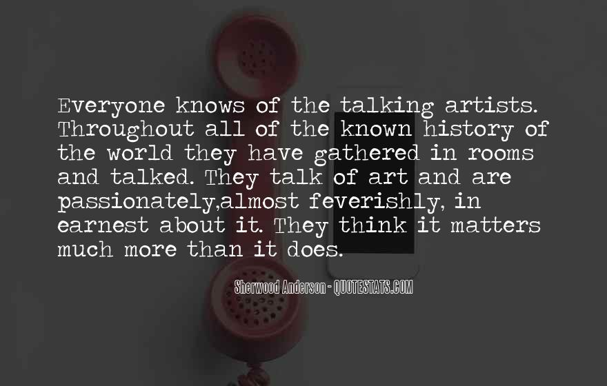 Quotes About World History #38187