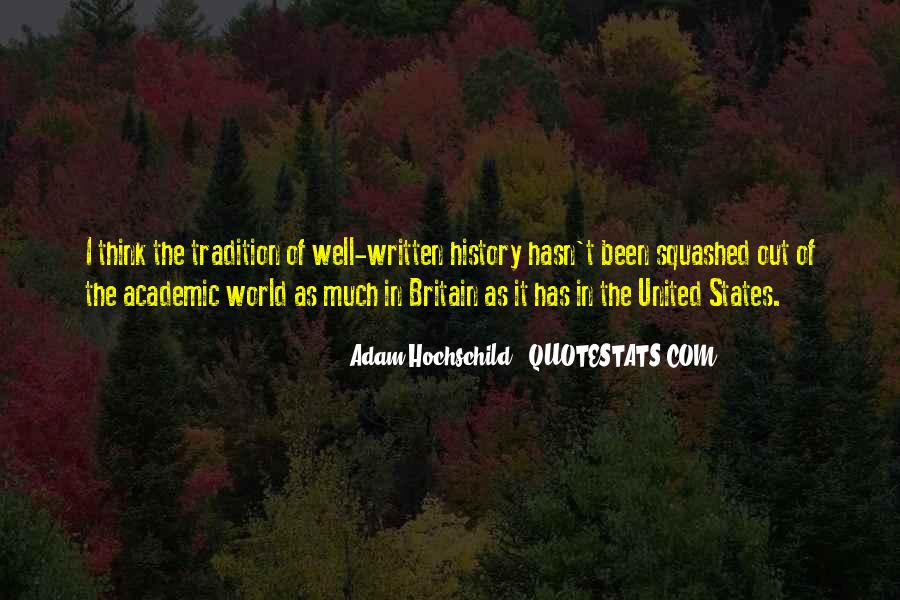 Quotes About World History #41612