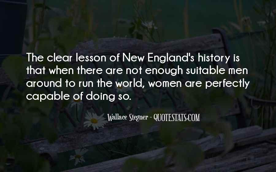 Quotes About World History #44429