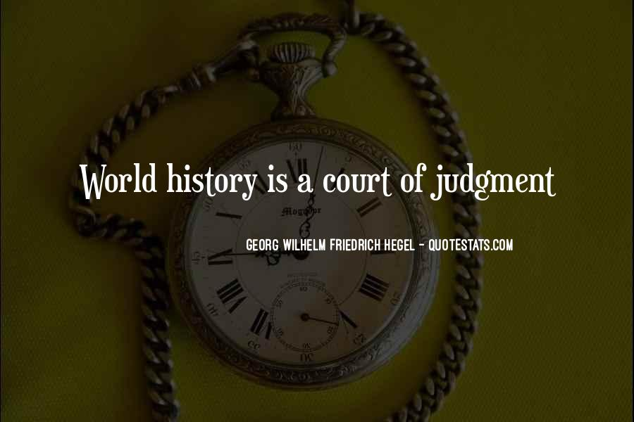 Quotes About World History #45853
