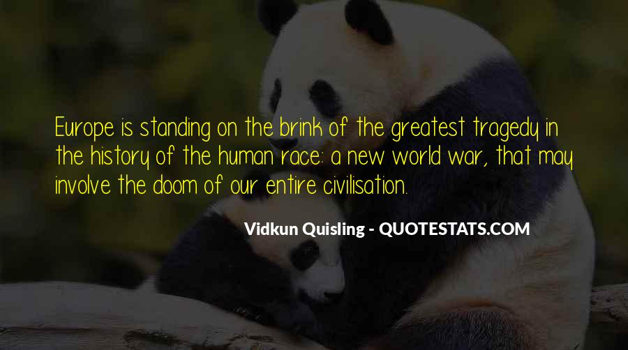 Quotes About World History #60868