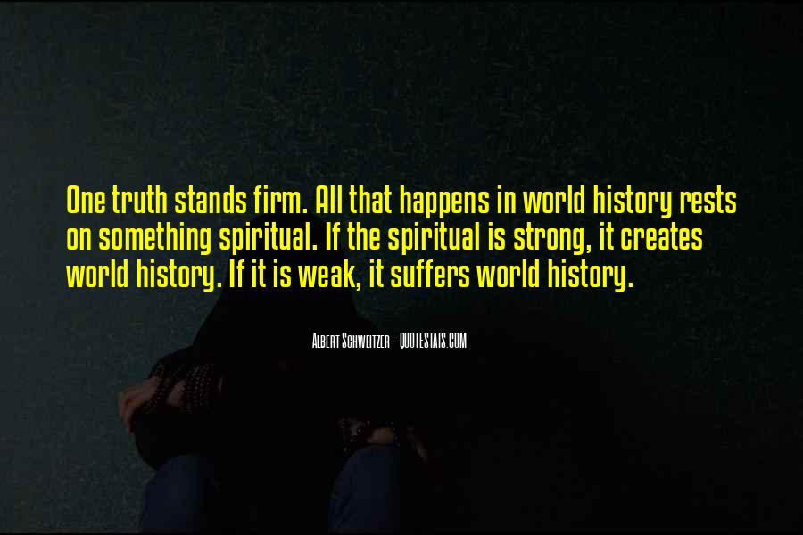 Quotes About World History #72622