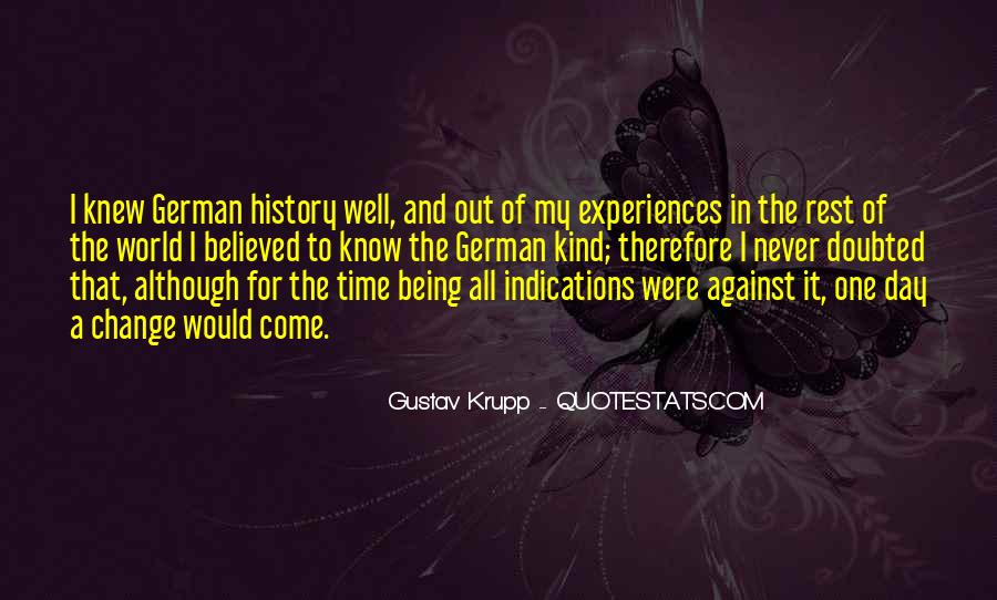 Quotes About World History #76686