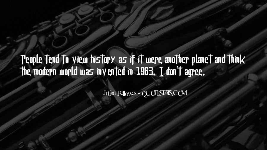 Quotes About World History #87765