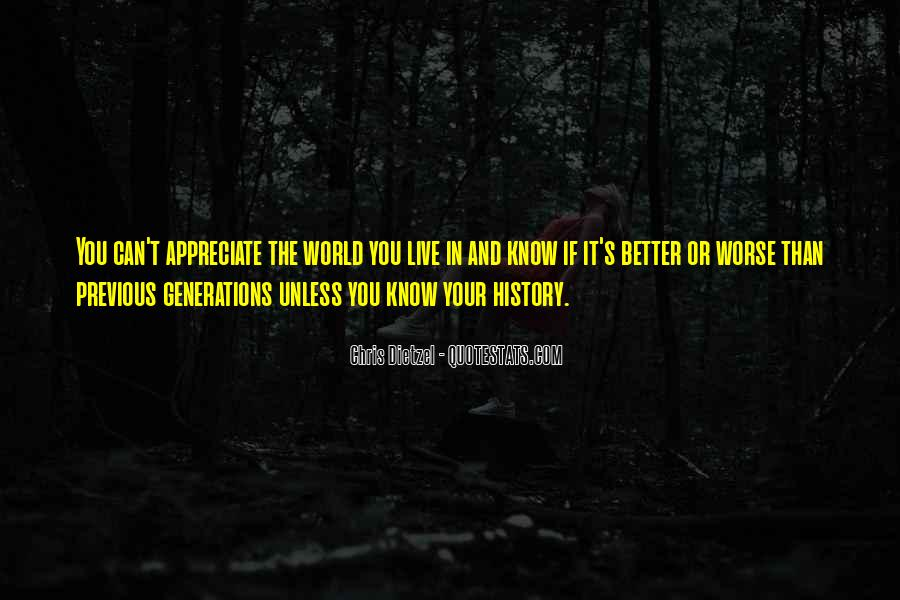 Quotes About World History #93088