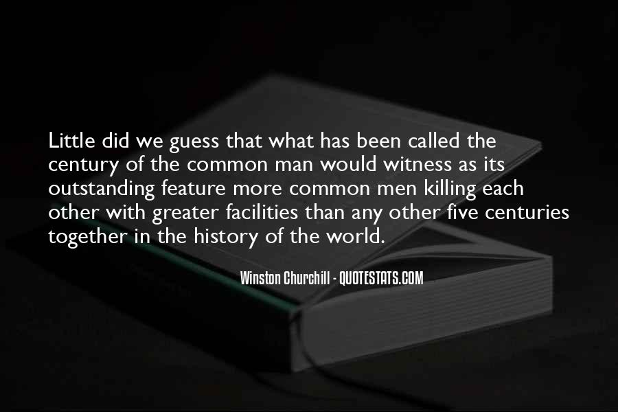 Quotes About World History #93799
