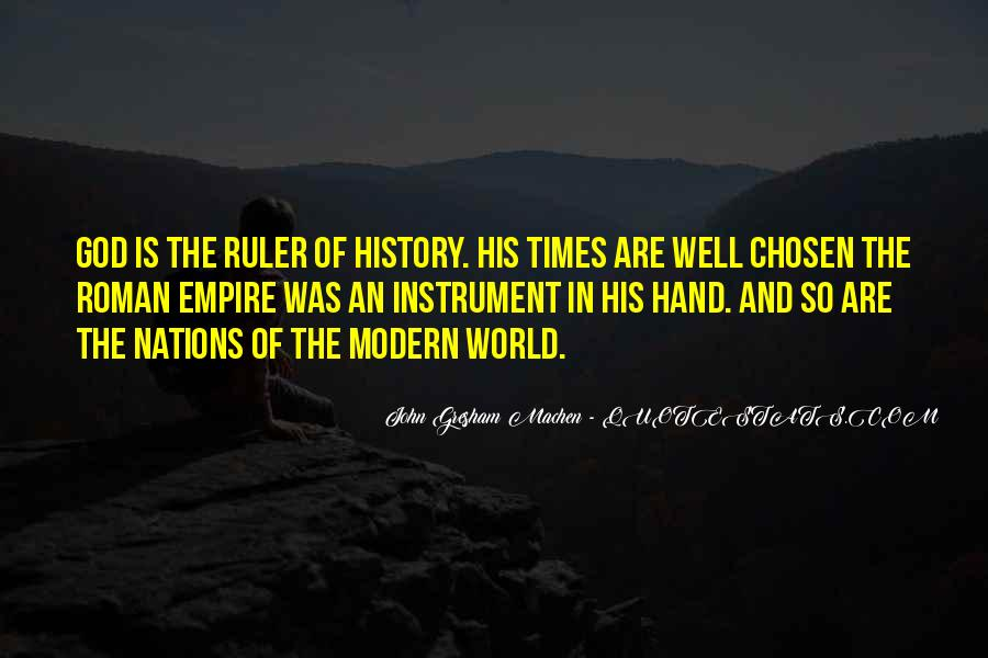 Quotes About World History #94432