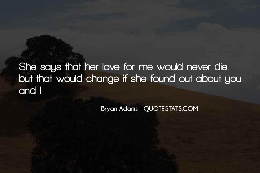 Quotes About Love Infidelity #1413084