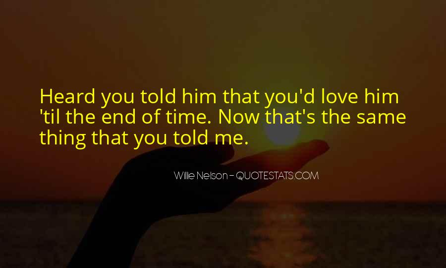 Quotes About Love Infidelity #1511915