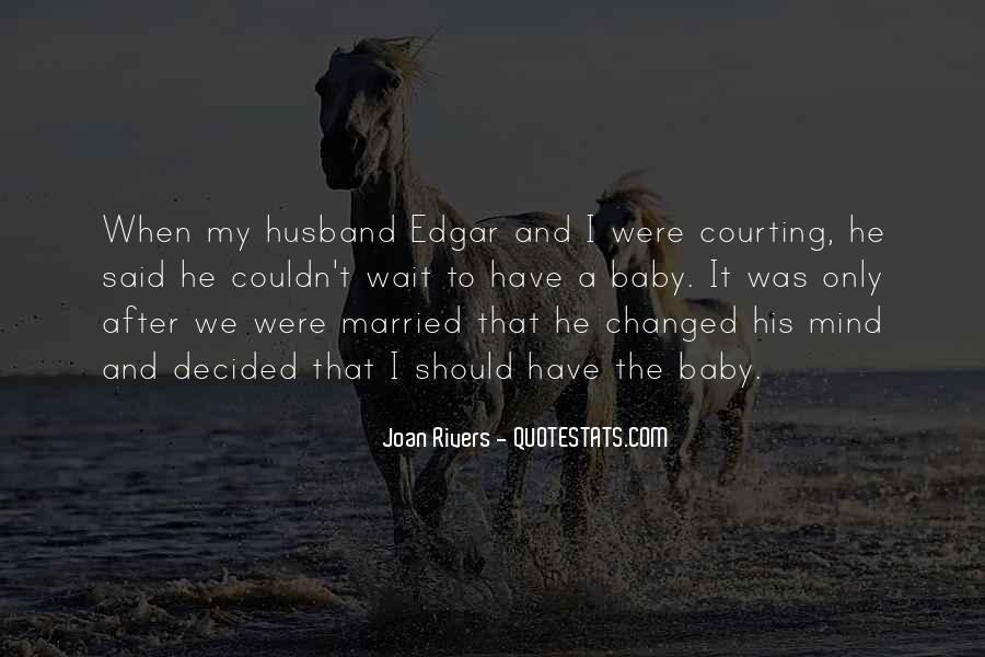 Quotes About Courting #1451329