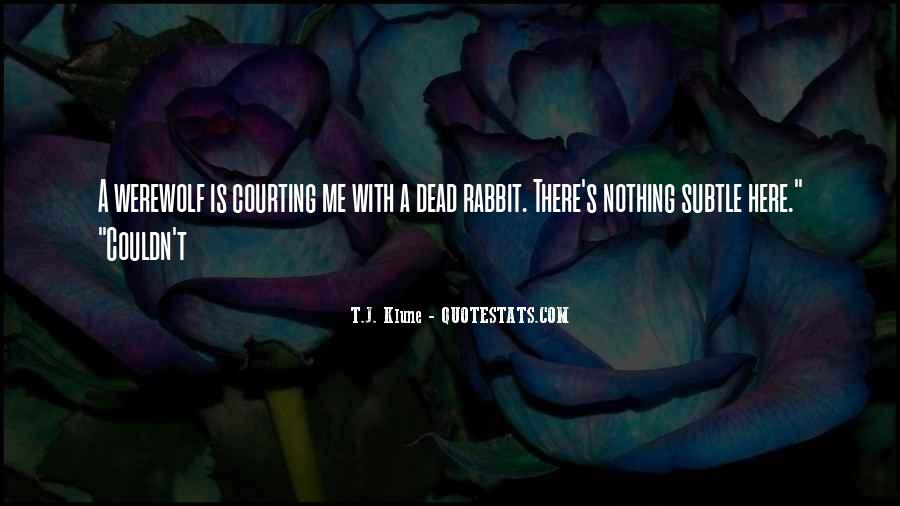 Quotes About Courting #23329