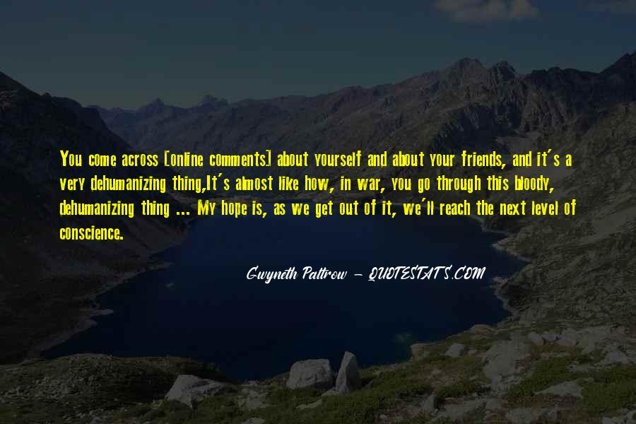 Quotes About How Friends Come And Go #14715
