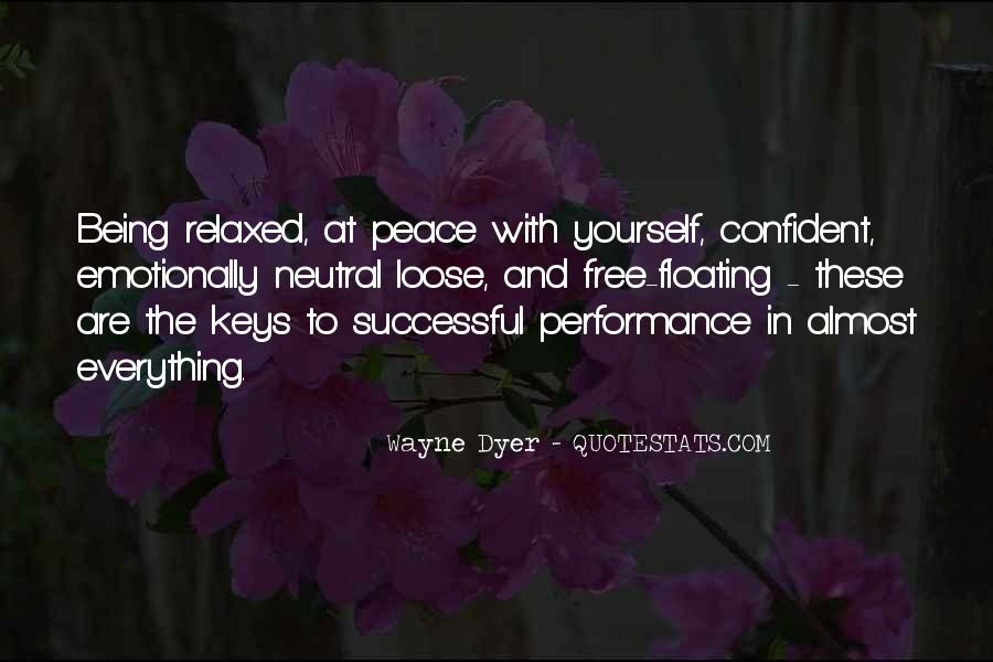 Quotes About Confident In Yourself #1183383