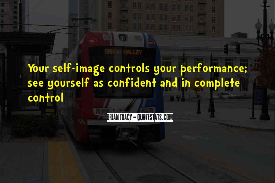 Quotes About Confident In Yourself #81124