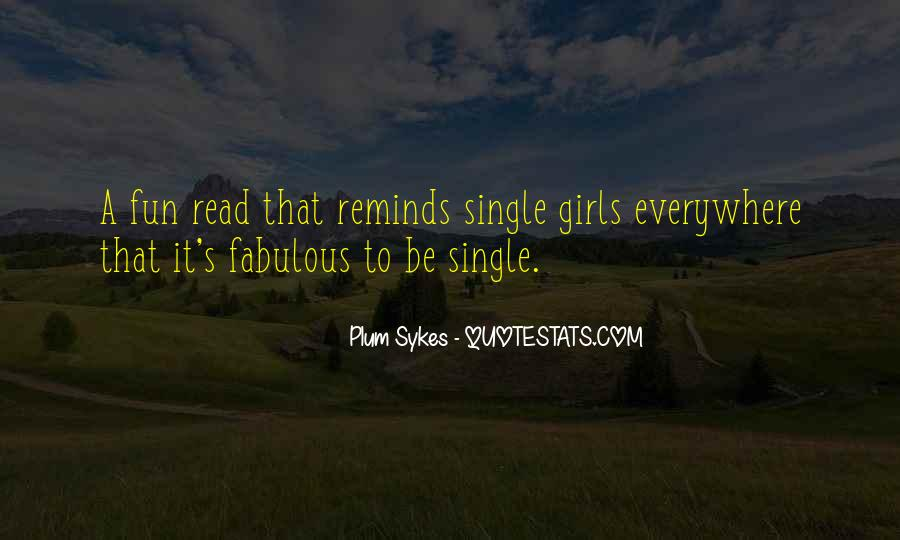 Quotes About Fun Girl #211716