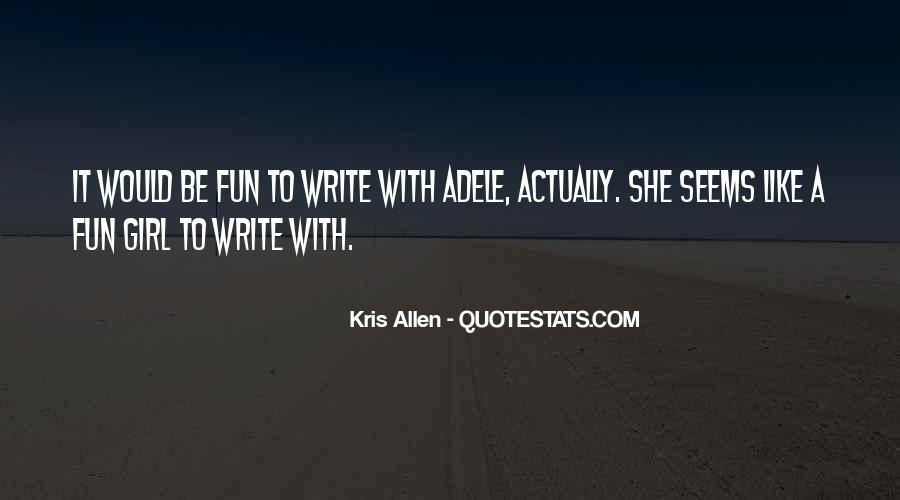 Quotes About Fun Girl #355761