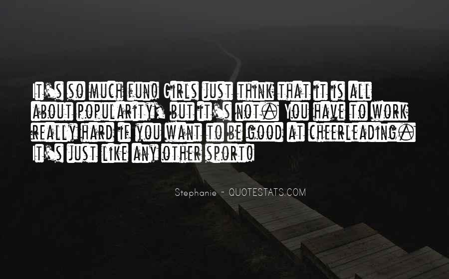 Quotes About Fun Girl #438941