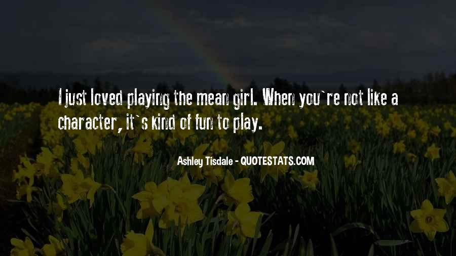 Quotes About Fun Girl #449213