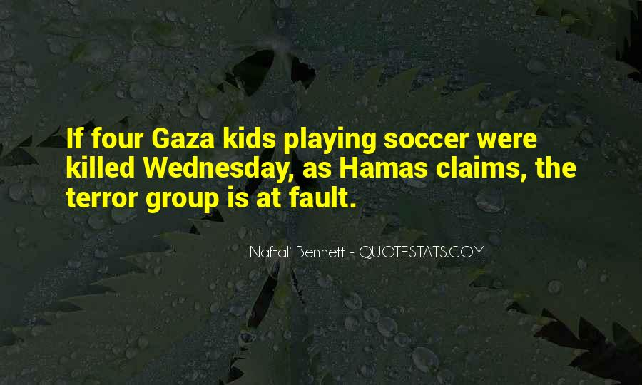 Quotes About Playing Soccer #1489774