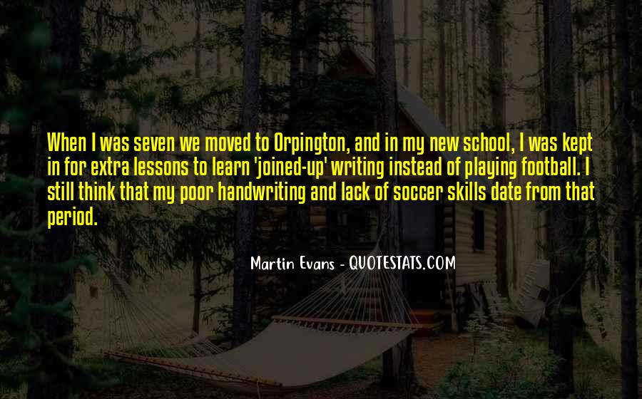 Quotes About Playing Soccer #1646996