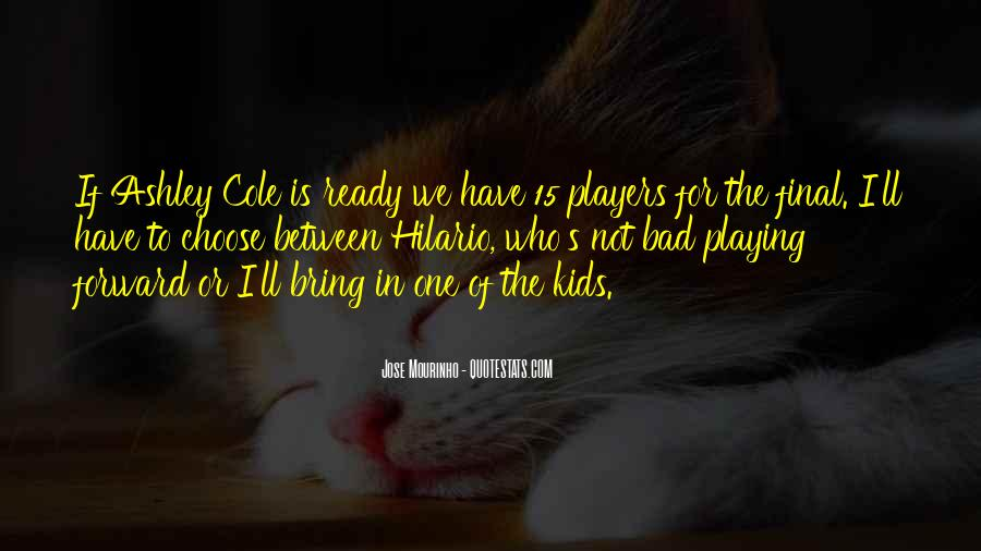 Quotes About Playing Soccer #1730522