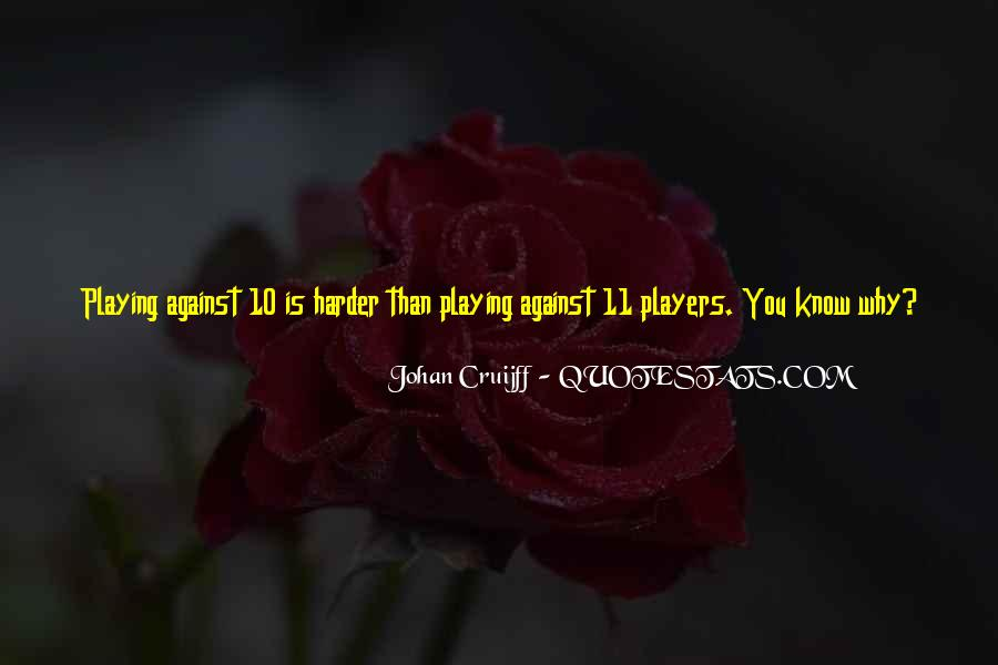 Quotes About Playing Soccer #531774